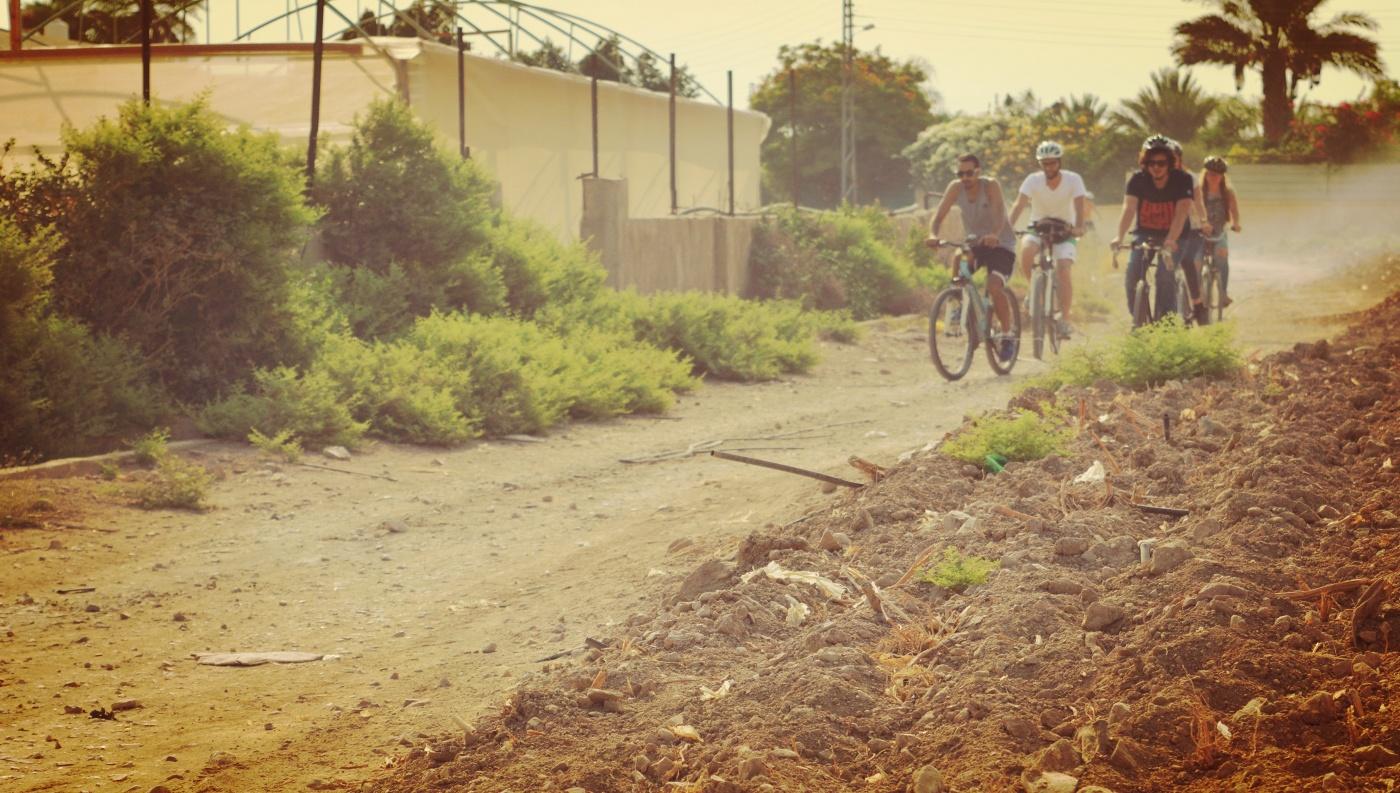 Jericho Cycling Tour