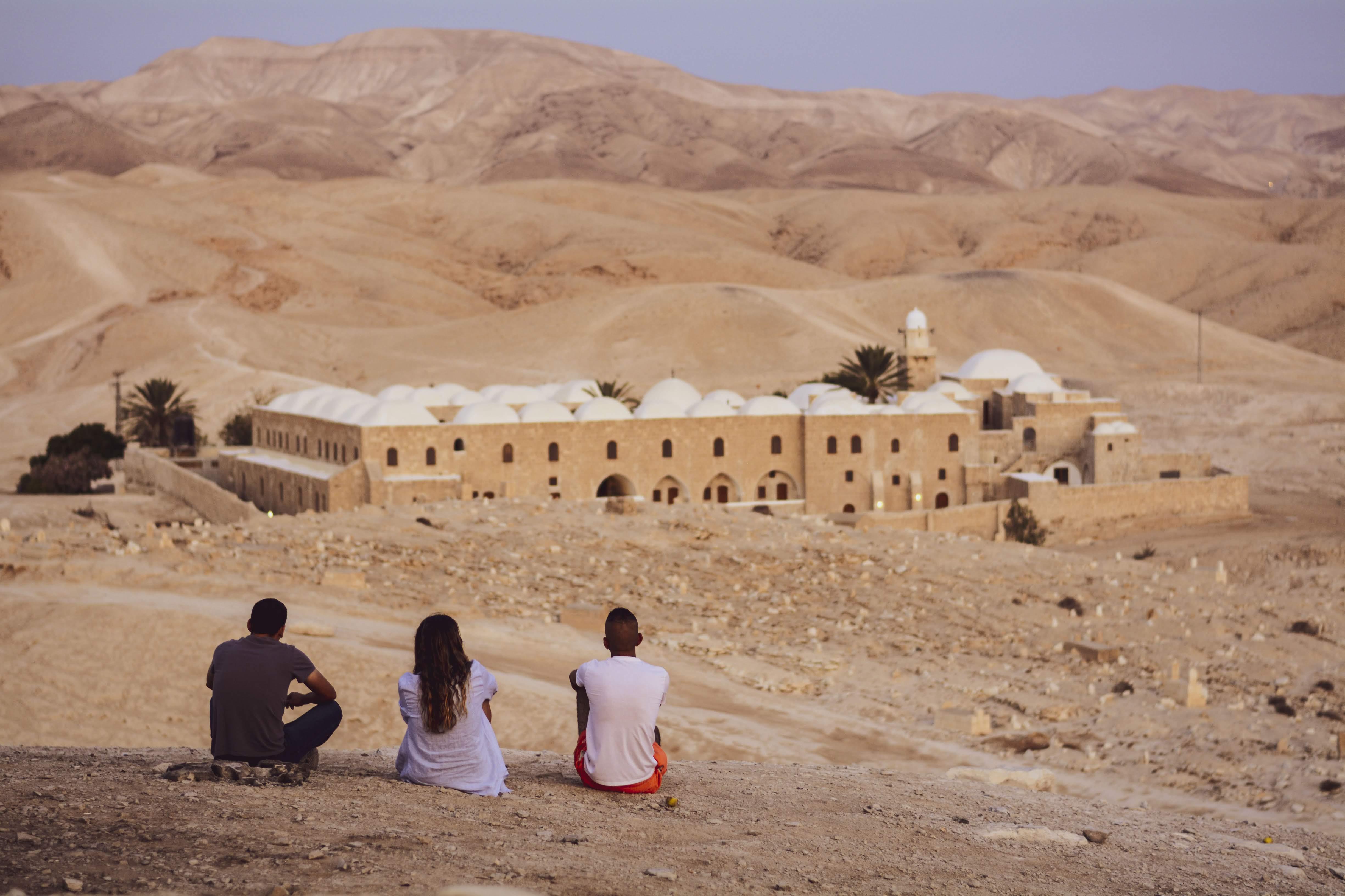 Nabi Musa & Saint George Monastery