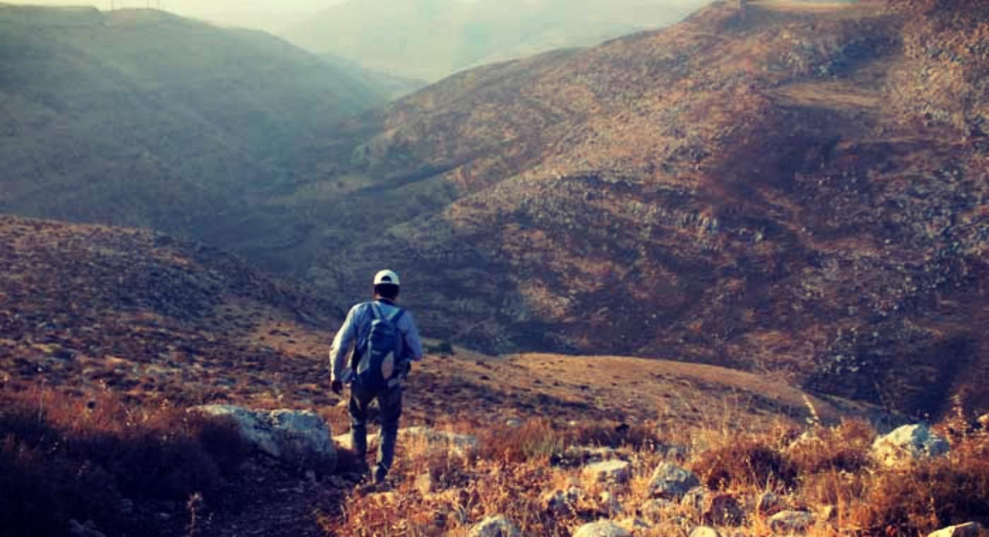 Hiking Wadi Jahir
