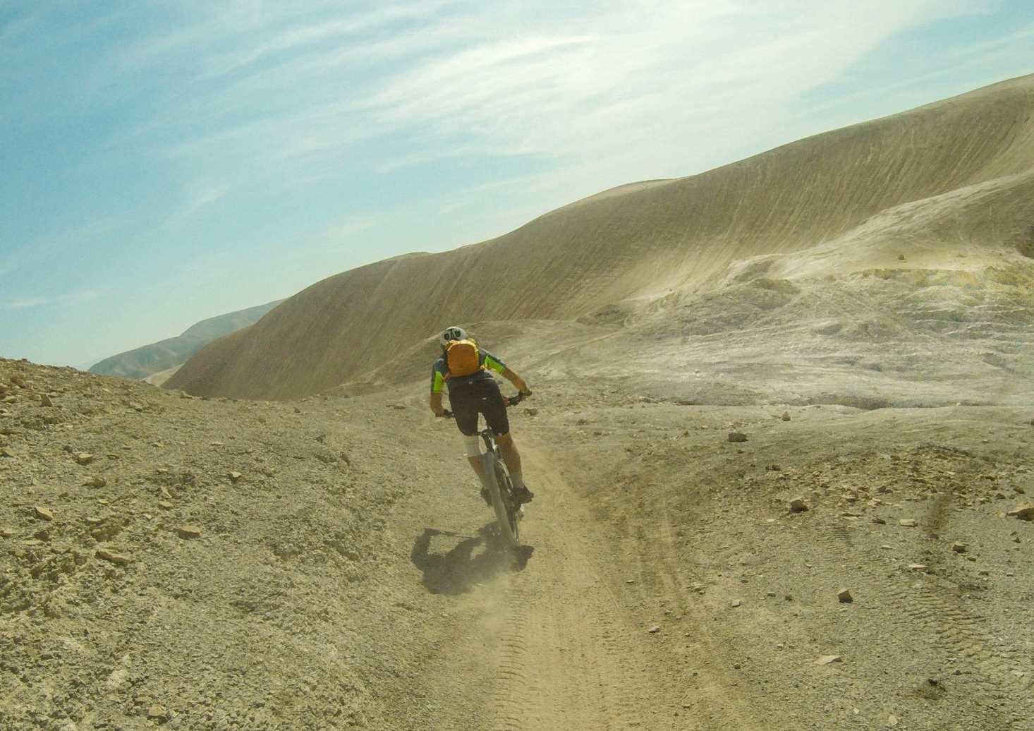 Dead Sea Desert Mountain Biking – The Sugar Trail
