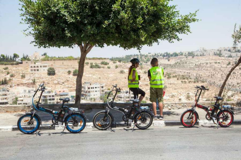 Bethlehem e-Bike Tour