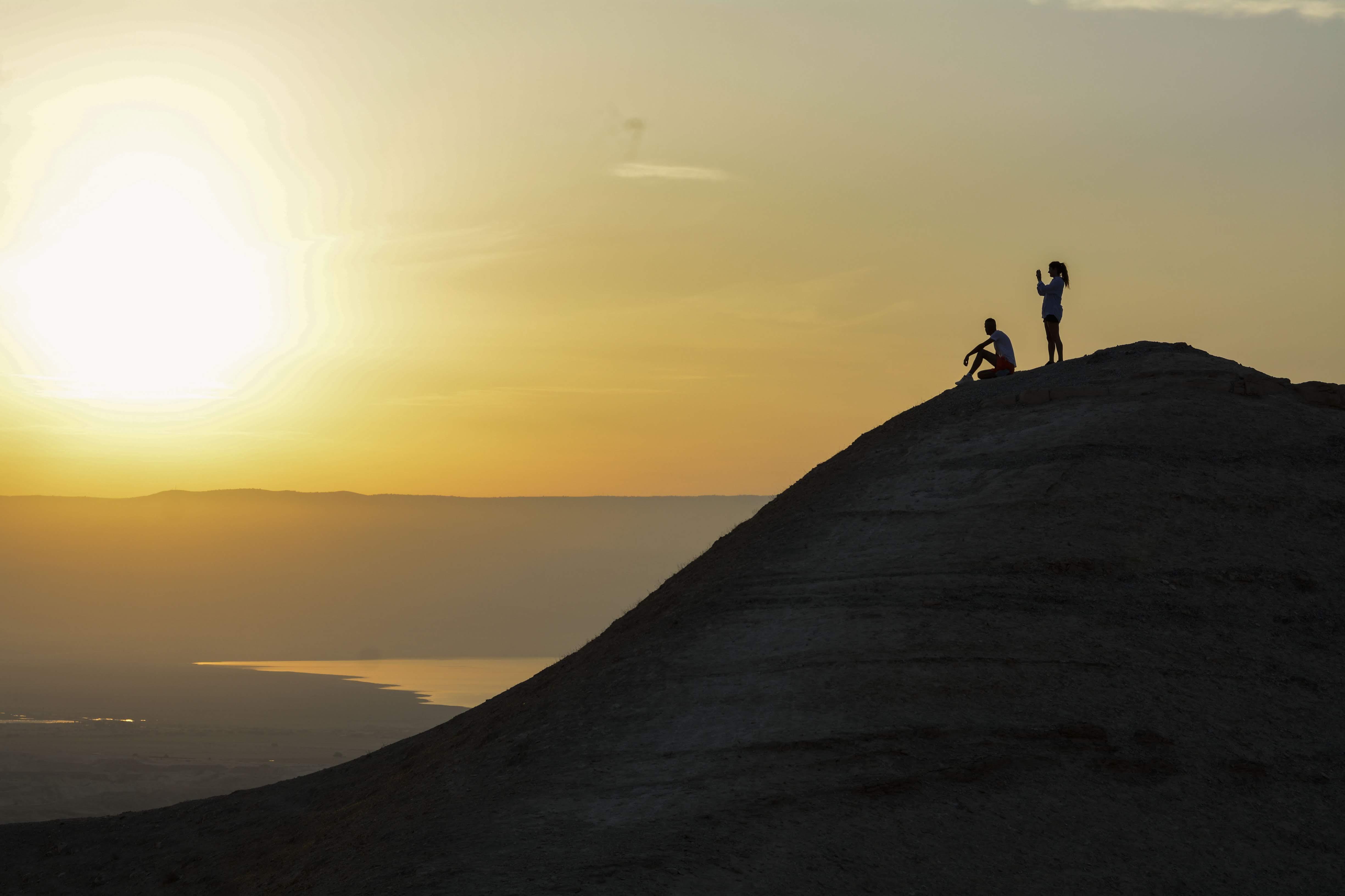Nabi Musa Sunrise Trail (Wadi Mukallik)